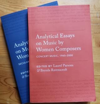 Two books by Dean Brenda Ravenscroft