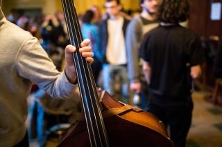 Strings; Photo Credit: Dominick Gravel