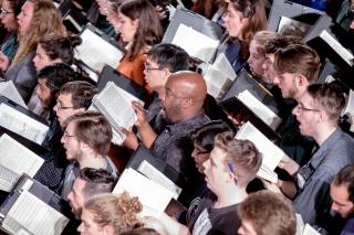 McGill Concert Choir; Credit: Dominick Gravel