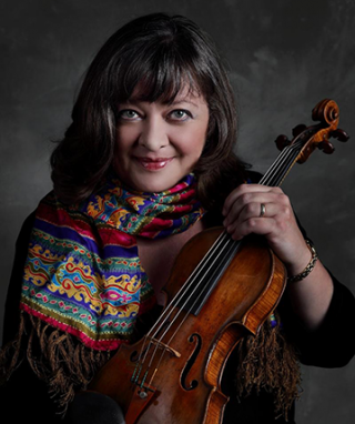 Schulich School of Music -  New Professor of Violin, Felicia Moye