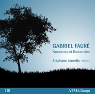 Chair of Music Performance Stéphane Lemelin releases 2-CD Fauré set
