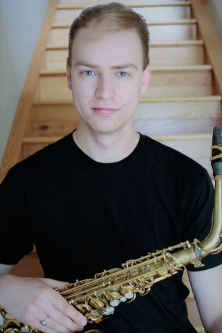 Gavin Goodwin, saxophone