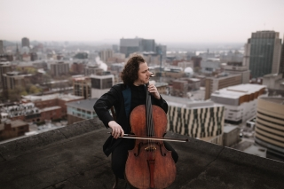 Matt Haimovitz; Photo: Brent Calis