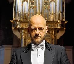 Schulich School of Music Organ department chair Hans-Ola Ericsson
