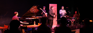 Schulich Jazz students & prof share their music with residents of Lac Mégantic
