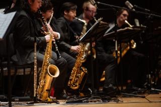 Orchestre de jazz II de McGill