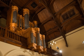 Redpath Hall Organ; Credit: Peter Matulina