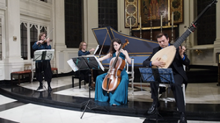 Pallade Musica wins EMA Baroque Competition in NYC