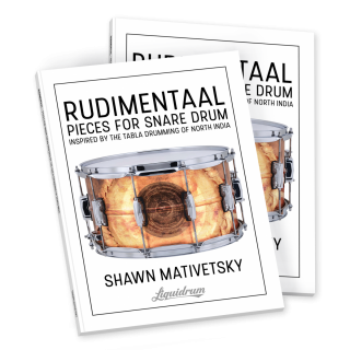 The book cover of RUDIMENTAAL
