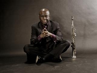 Soprano Saxophonist Sam Newsome