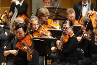 Schulich School of Music Symphony Orchestra