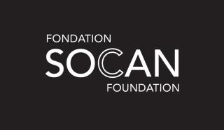 SOCAN Foundation logo
