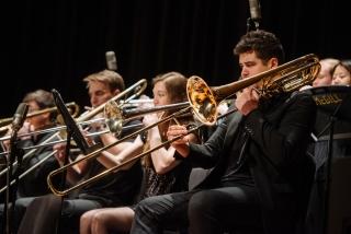 Orchestre de jazz I de McGill