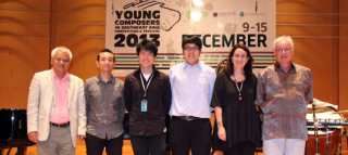 Mahidol University - Young Composers 2013