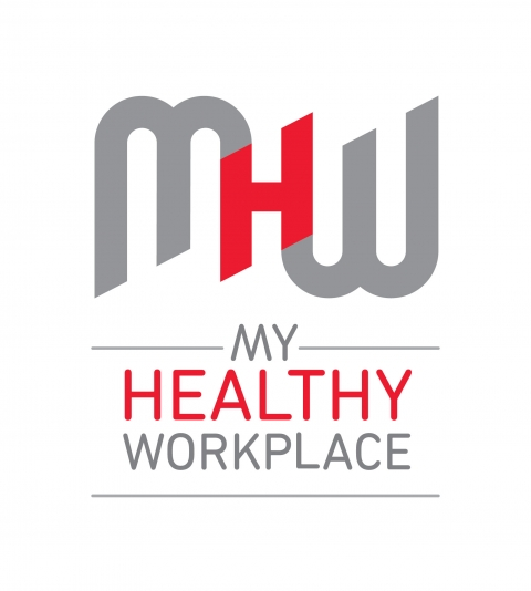My Healthy Workplace Logo