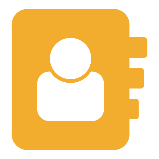Directory icon - yellow
