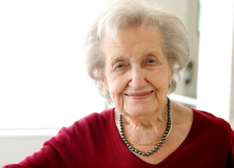Happy 101st Birthday Brenda Milner
