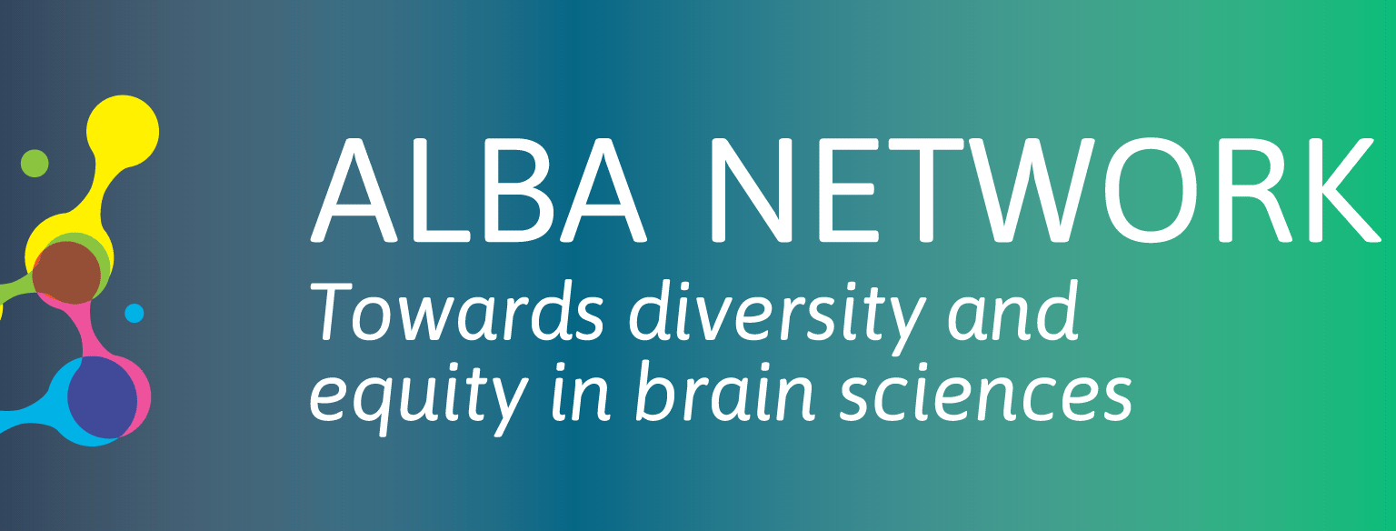 ALBA NETWORK: Towards diversity and equity in brain sciences