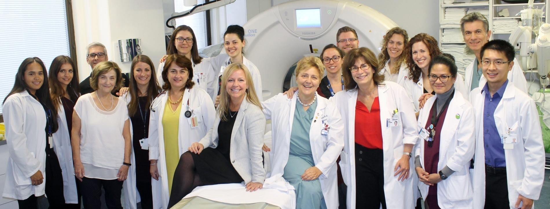 integrated neurovascular team