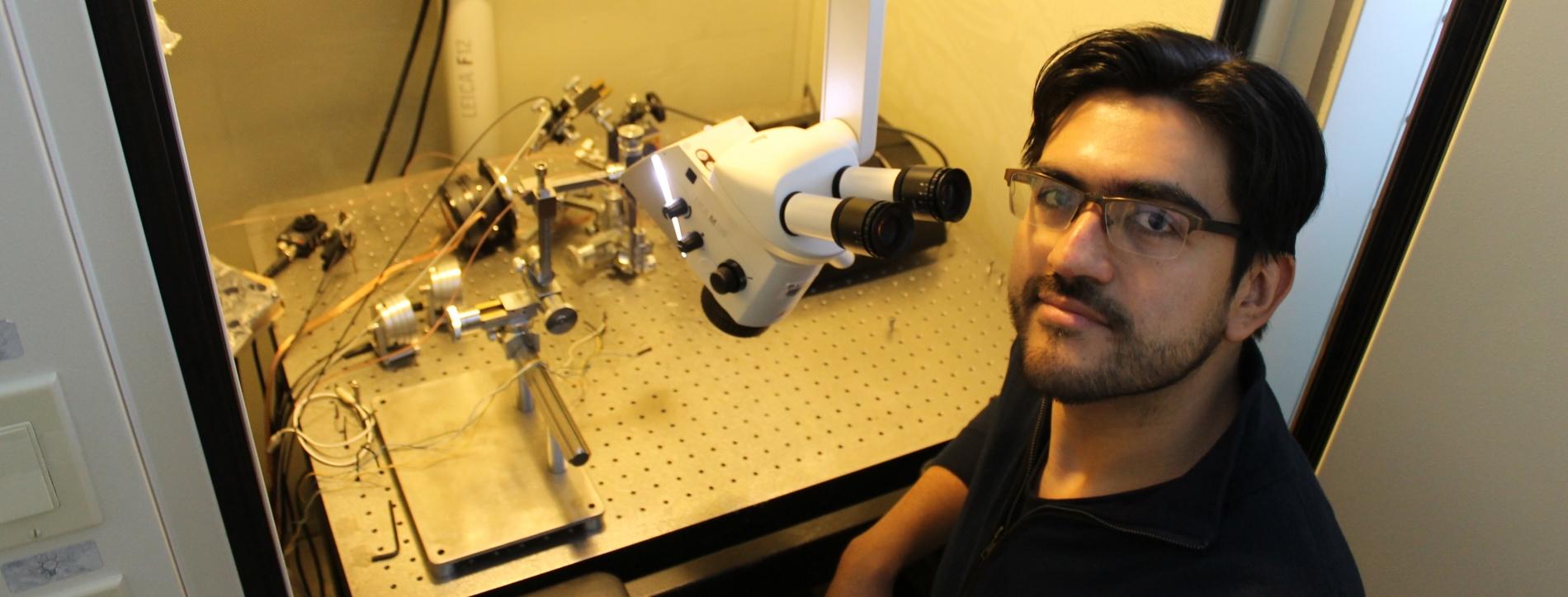 Dr. Mike Cisneros-Franco