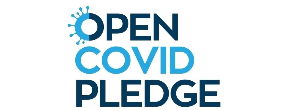 Open COVID Pledge Logo