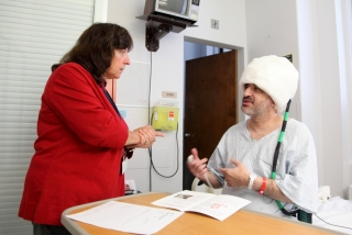 Epilepsy patients with inserted electrodes often undergo cortical stimulation, a procedure that applies electrical current to the brain to map brain function but also to induce seizures for better understanding of the epileptic network. A new study finds that inducing seizures before surgery may be a convenient and cost-effective way to determine the brain region where seizures are coming from.