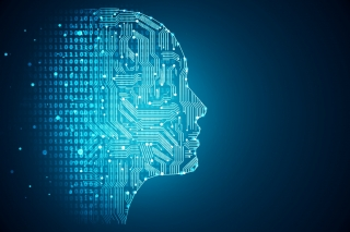 A new study shows that artificial intelligence networks based on human brain connectivity can perform cognitive tasks efficiently.