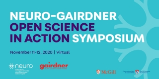 Neuro-Gairdner Open Science in Action Symposium promotional image