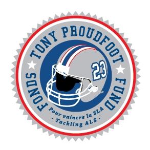 The Tony Proudfoot Fund logo