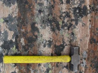 Rocks of the Ujaraaluk unit of the Nuvvuagittuq Greenstone Belt