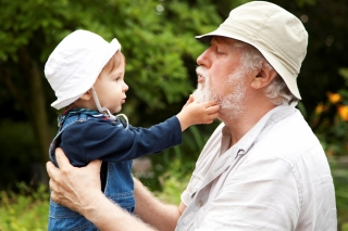 A father's behavior and environment before his children are even conceived may affect the health of his children and grandchildren