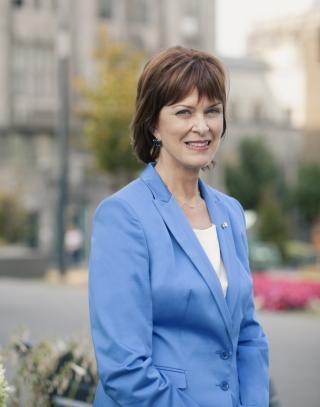 McGill Principal Heather Munroe-Blum
