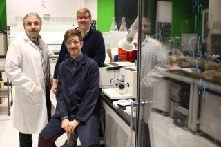 Tomislav Friščić and a team of researchers