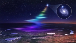 Rapid radio bursts show that they include lower frequency radio waves than previously detected |  Editorial office