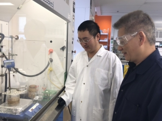 McGill Chemistry researchers find cleaner, easier way to make biaryls