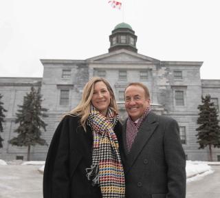 McGill University announces the naming of the McCall MacBain Arts Building
