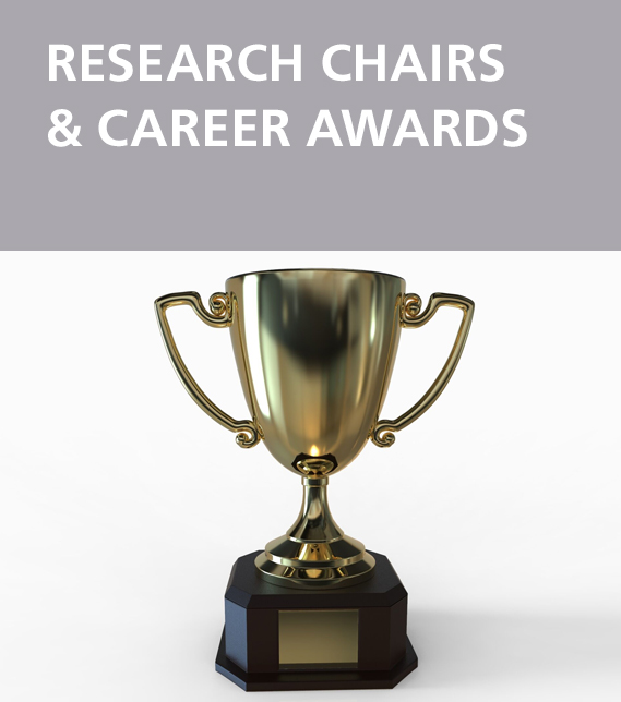 Research Chairs & Career Awards