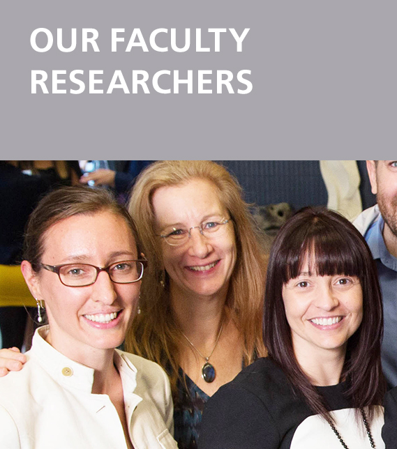 Our Faculty Researchers