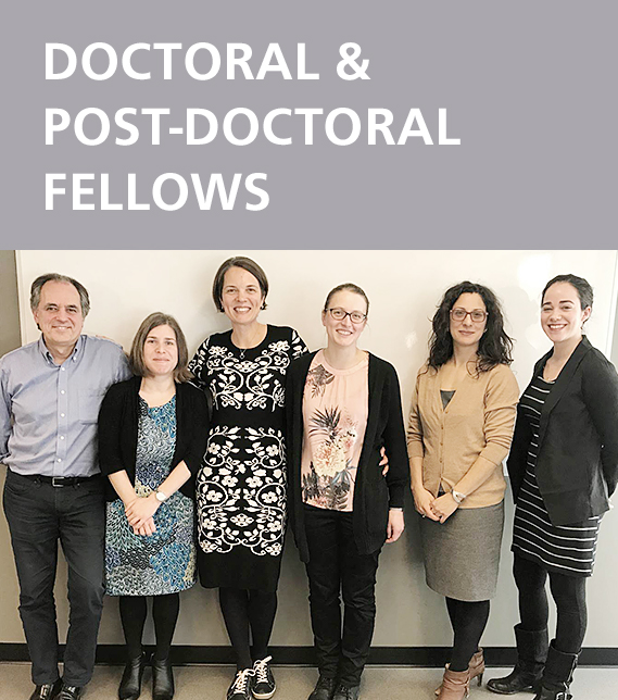 Doctoral & Post-Doctoral Fellows