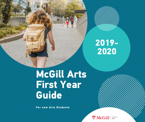 McGill Arts First Year Guide