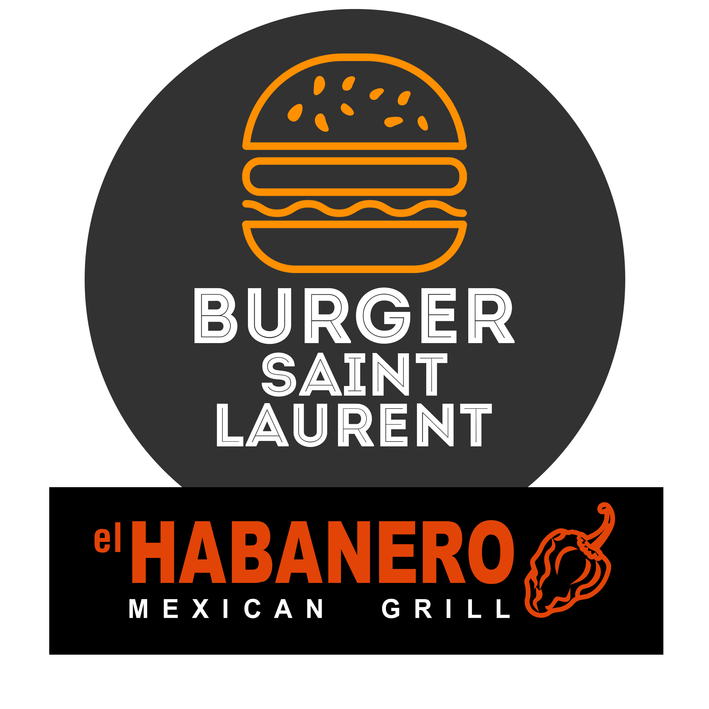 Habanero Burger St Laurent