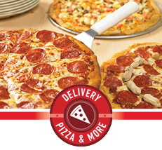 Delivery Pizza and more