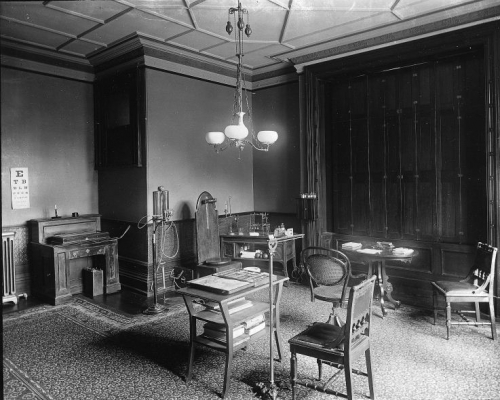 Cabinet of Drs. Buller and Birkette