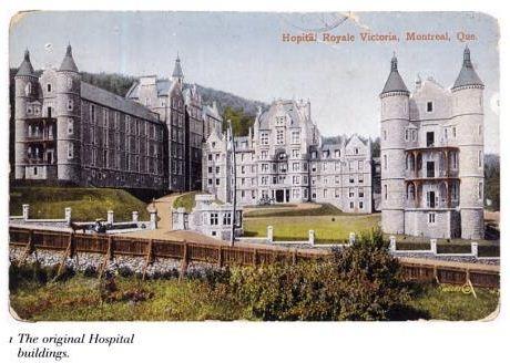 Royal Hospital 1893