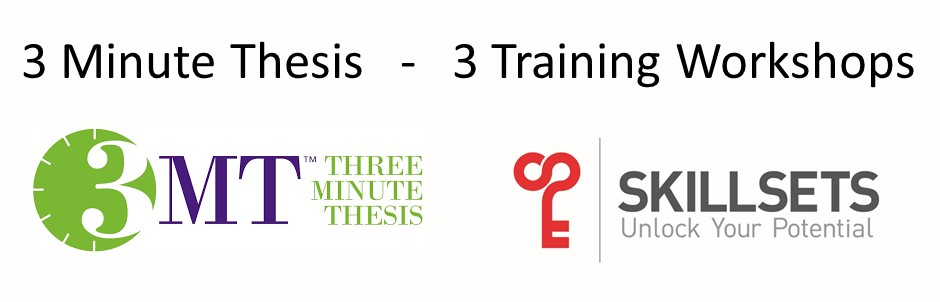 3MT Workshops by TLS Skillsets