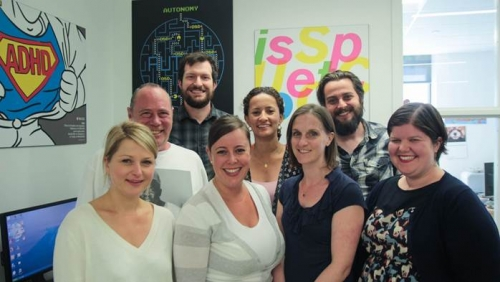 Photo of all the OSD team members