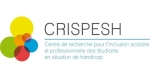 Logo for CRISPESH, contains only the french name of the organization