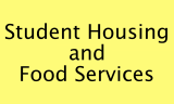Student Housing and Food Services