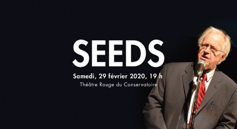 poster of SEEDS play