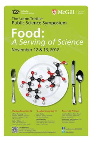 Food: A Serving of Science